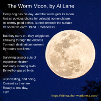 The Worm Moon